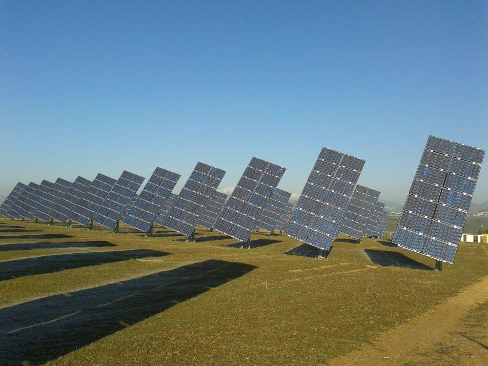 Parque Solar Fotovoltaico Los Arcos (Navarra)