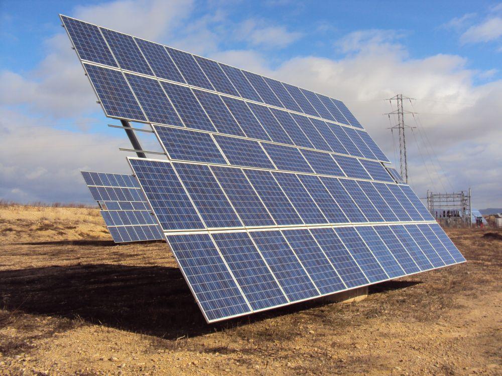 Instalaciones Particulares En Parque Solar Castejón (Navarra)