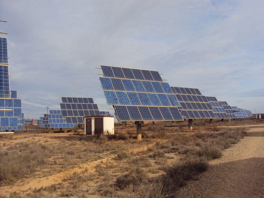 Mantenimiento Eléctrico En Parque Solar Cofín (Alfaro)