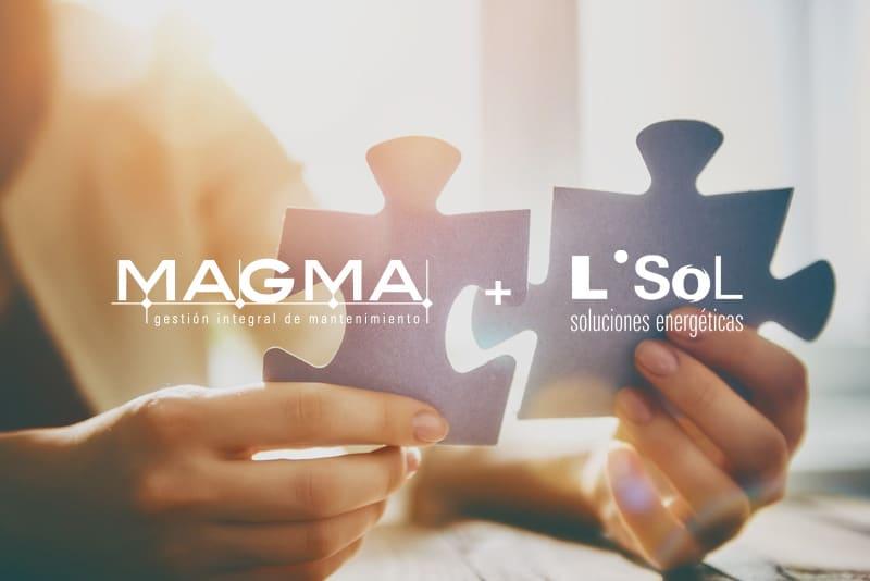 Fusión Mercantil Entre L'Sol Y Magma
