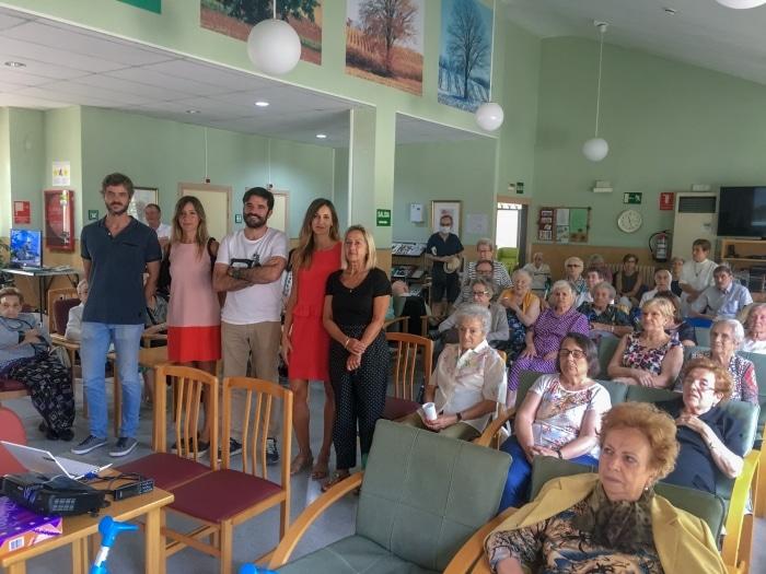 Acuerdo De Colaboración Entre MAGMA Y La Residencia Nuestra Señora De Gracia