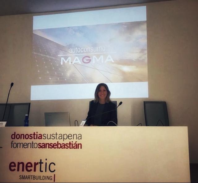 MAGMA, Participante En Las Jornadas Técnicas De Eficiencia Energética De Enertic